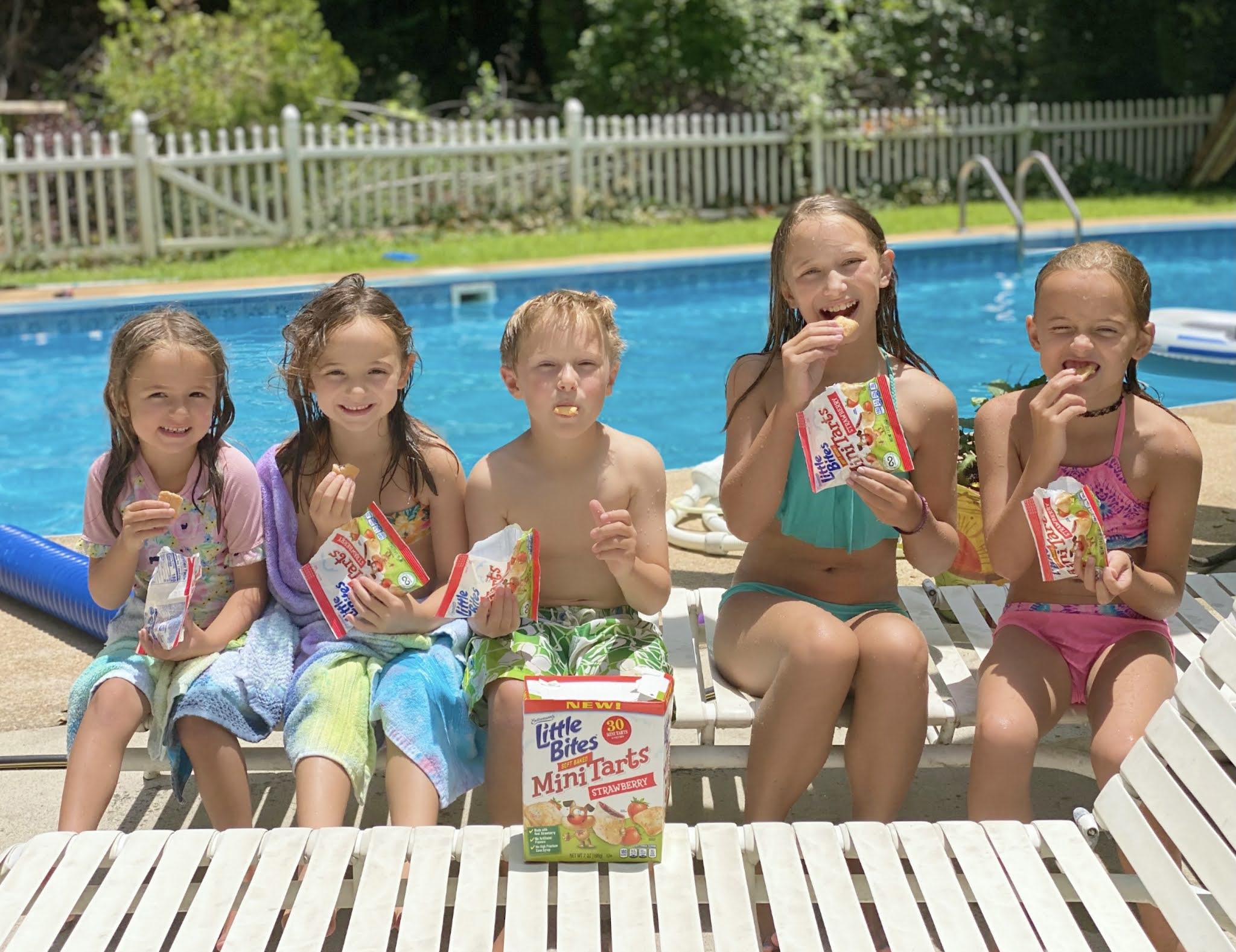 Summer Fun with Little Bites Mini Tarts