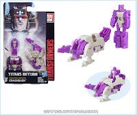 Transformers Titans Return Master Siren Loudmouth wave 1 Crashbash Hasbro Japanese Robots Takara トランスフォーマー タカラ トミー ローボット