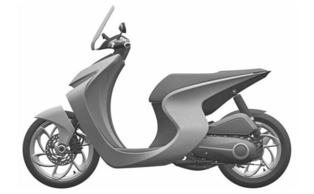 Paten Motor Baru Honda, Scoopy Baru?