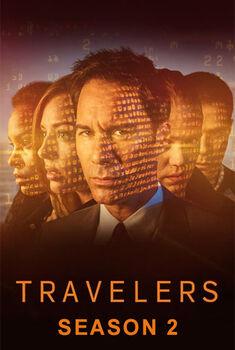 Travelers 2ª Temporada Torrent – WEB-DL 720p Dual Áudio