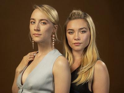 Saoirse Ronan and Florence Pugh