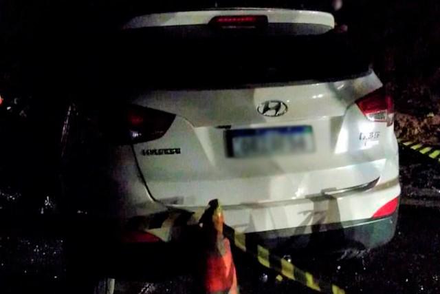 Homem morre em acidente de carro no Entroncamento de Jaguaquara