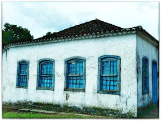 Casa de Cultura Miguel José Pereira, Vila de Santo Amaro - General Câmara