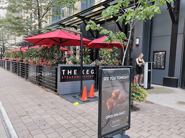 The Keg. Amazing Prime Rib. Get it whenever you are Near an Outlet in Canada or USA