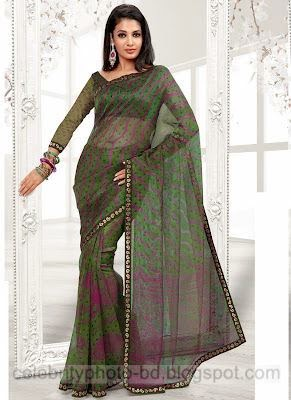 Attractive Girls In Indian Bridal and Casual Saree And Lehenga Choli Photos 2014