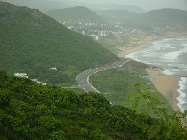 tourist places to visit in visakhapatnam