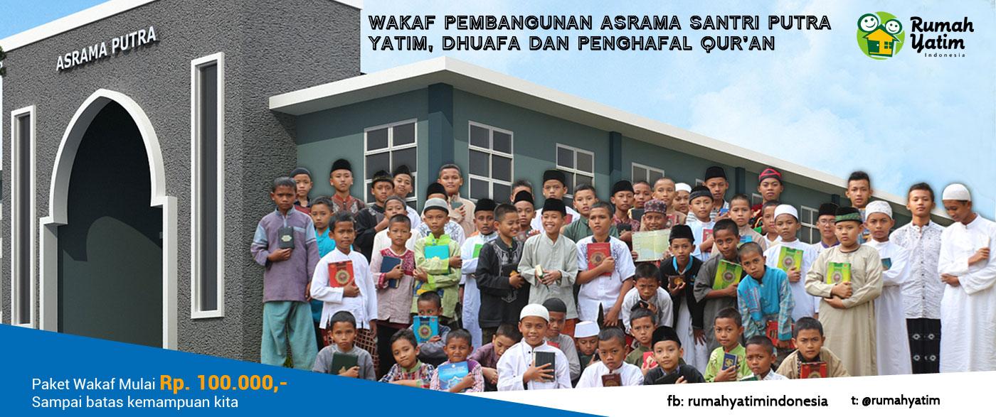 Wakaf Asrama