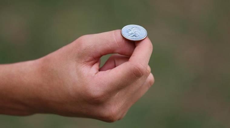 Flip a coin  - samblogger01