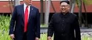 Sinabi ng Trump na si Kim Jong Un Risks Nawalan ng 'Lahat' Pagkatapos Matapos ng Hilagang Korea ay Kinuha ang Pangunahing Pagsubok