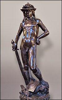 Donatello, David c1440
