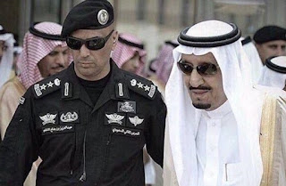 مقتل اللواء عبدالعزيز الفغم الحارس الشخصي للملك سلمان