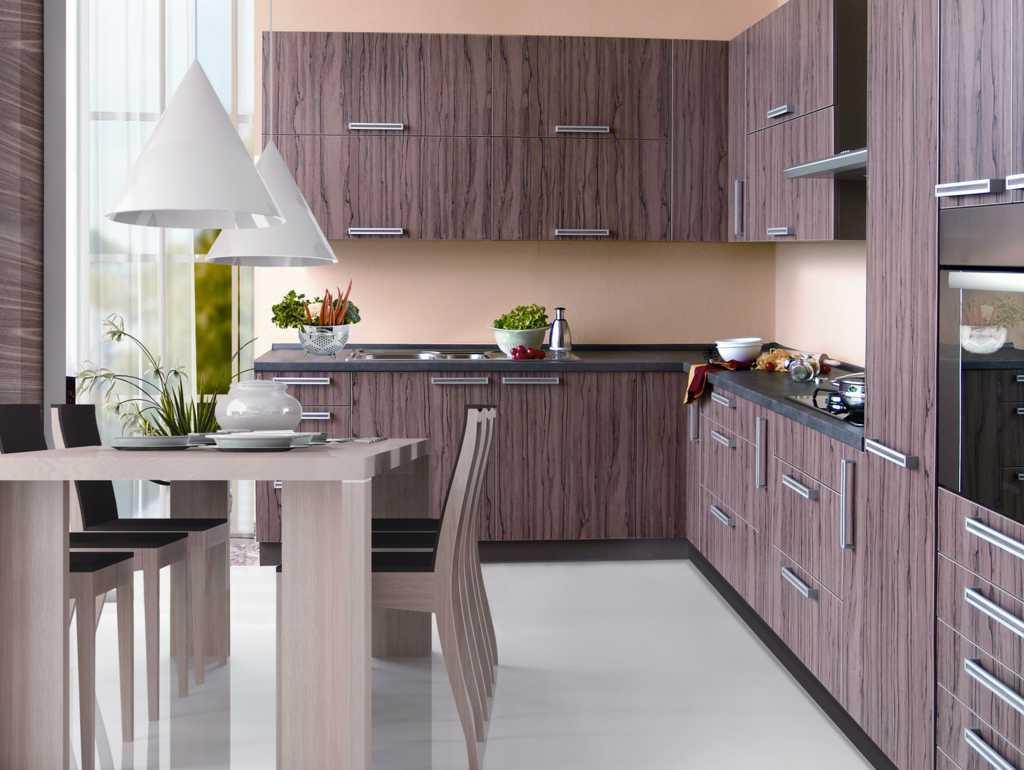 Kitchen Set Minimalis Modern Proto Interior Build
