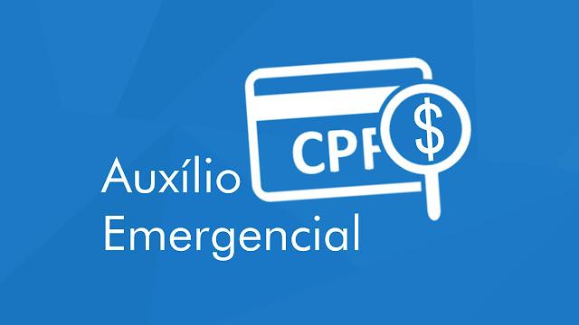 regularização do CPF era uma das exigências da Receita Federal para a pessoa receber o pagamento do auxílio emergencial