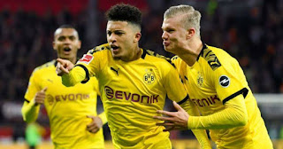 Barcelona set to outbid Manchester United in the deal to sign Borussia Dortmund ace Sancho