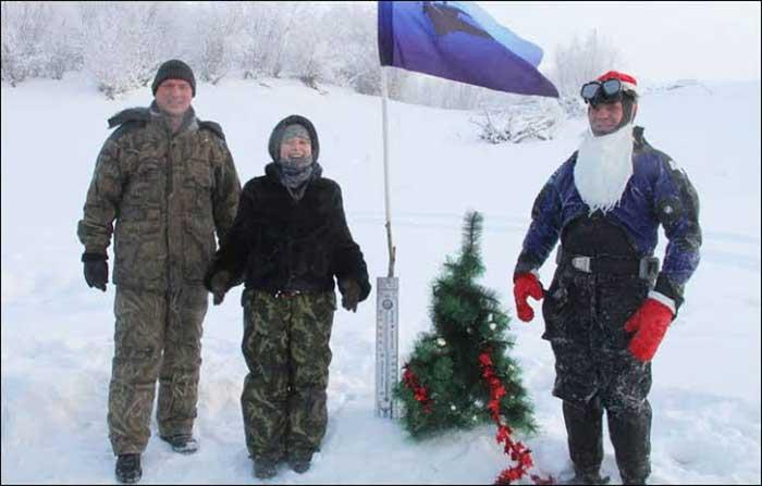 Perayaan Tahun Baru Di Siberia