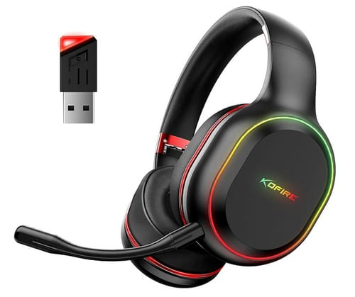 KOFIRE UG05 2.4GHz Wireless Gaming Headset for PS5