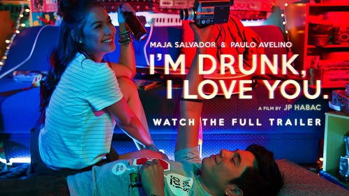 I'm Drunk, I Love You Poster