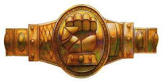Relíquia - Cinturão do Campeão: D&D 3.5