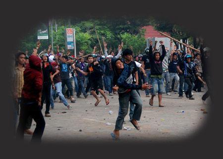 Contoh Pelanggaran Hukum Di Indonesia Artikel Dan Gambar Artikel Materi