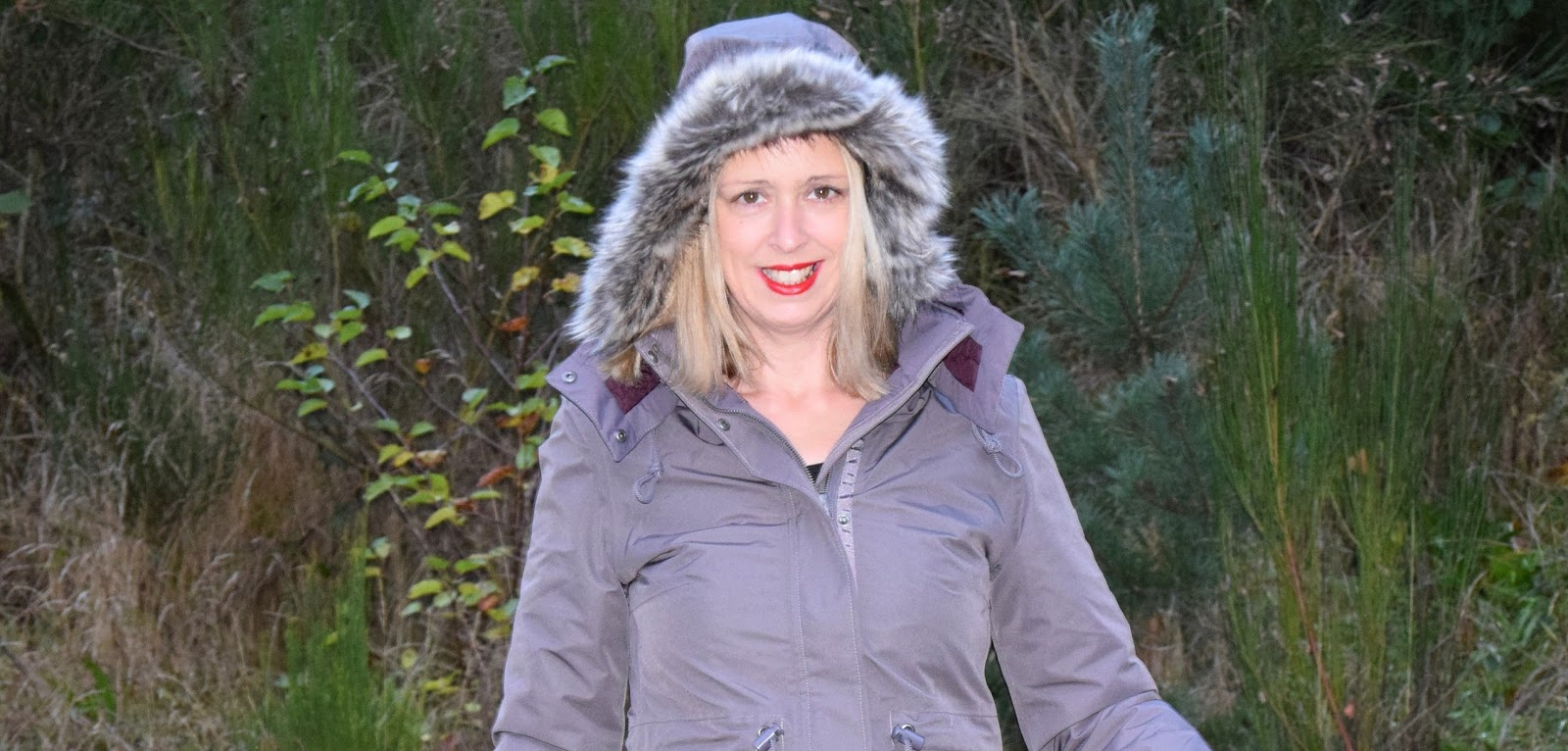 Bring On The Cold! Women's Zaneck Faux Fur Parka