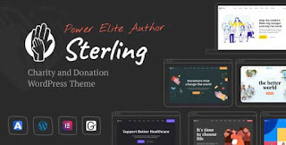 Sterling Charity Donation