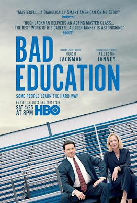 Bad Education [2019] [NTSC/DVDR- Custom HD] Ingles, Español Latino