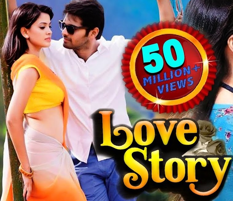 South Love Story 2020 Hindi Dubbed 720p HDRip 700MB Downlaod