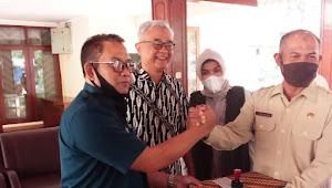 Sertijab Sekwan DPRD Kota Cimahi