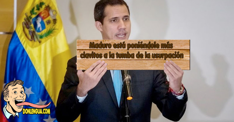 Juan Guaidó advierte que el Régimen intenta poner sus títeres en los partidos políticos