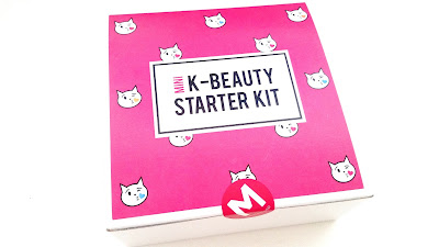Memebox Mini K-Beauty Starter Kit Unboxing