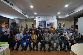 Disosialisasikan Kegiatan STS FSU Di Perairan NTAA di Tanjung Balai Karimun