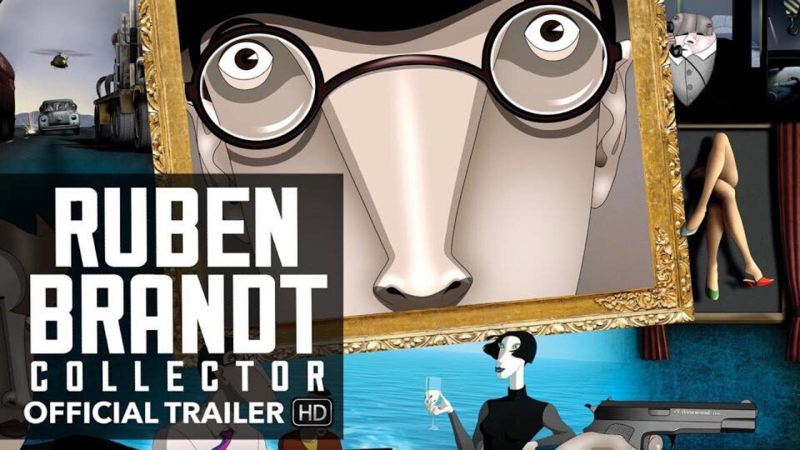"""Ruben Brandt. Kolekcjoner"""