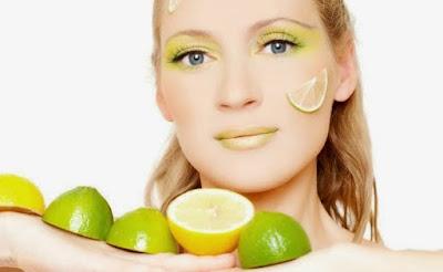 citron pour tous les problèmes de la peau