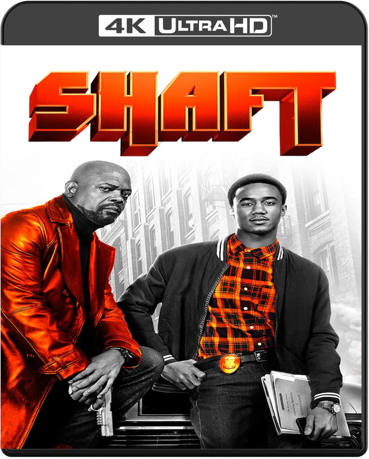 Shaft [2019] [UHD] [2160p] [Latino]