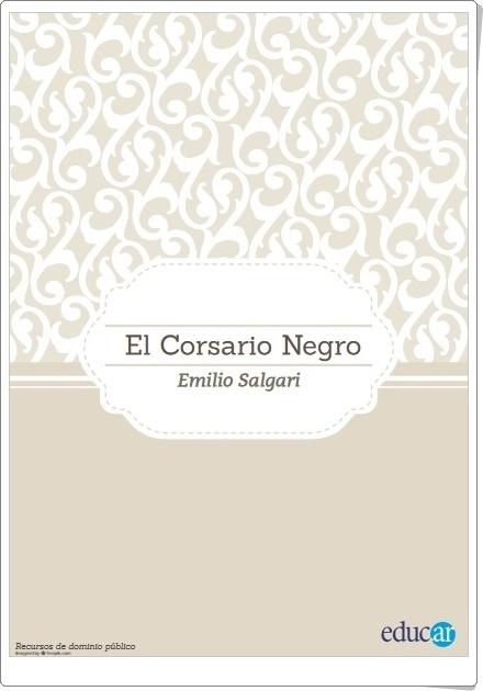 """""""El Corsario Negro"""" de Emilio Salgari"""