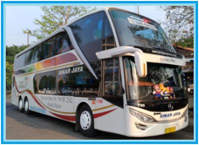 Harga Tiket Bus Sinar Jaya Online 2019 Jurnalis Ntt