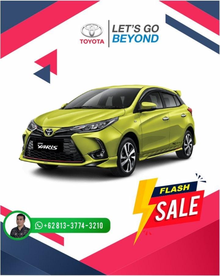 Harga Promo Toyota Yaris Bali
