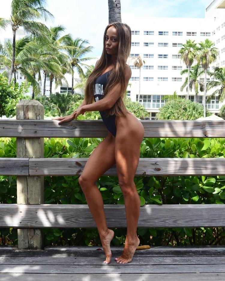 Russian BIKINI PRO Athlete Ekaterina Shokhina