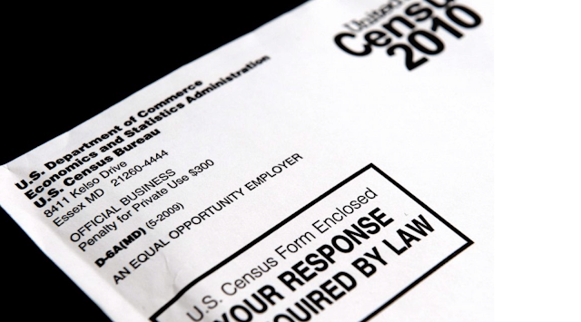 Majority want citizenship question on census, 53%-32%