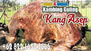 gratis ongkir ! kambing guling kang asep lembang