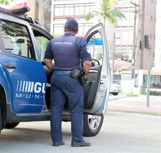 Guarda Municipal de Santos segue trabalhando com coletes antibalísticos vencidos
