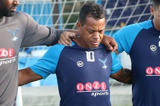 Marcelinho Paraíba vai se aposentar dos gramados