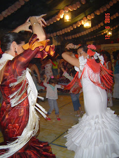 Spain chiclana Travel Dancing