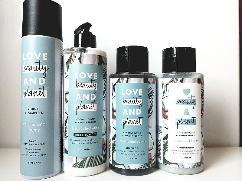 Nowa marka z miłości do piękna i planety | Love beauty and planet