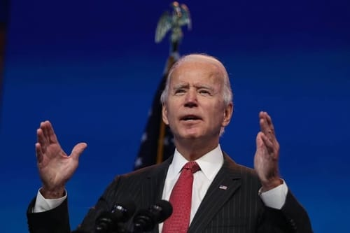 Biden is vulnerable to cyberattacks due to Trump