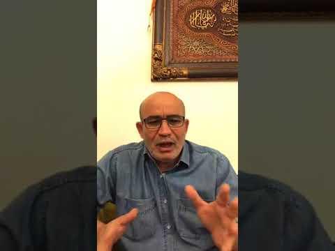 البث المباشر للأستاذ محمد العربي زيتوت