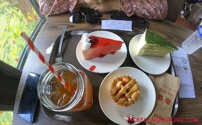 Menu Makanan Di Boh Tea Centre