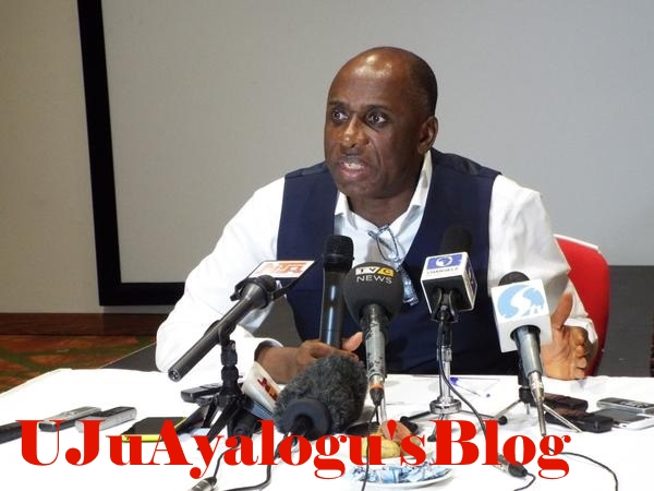 Amaechi speaks on defection, Wike, abandoned Mono Rail, Greater Port Harcourt projects