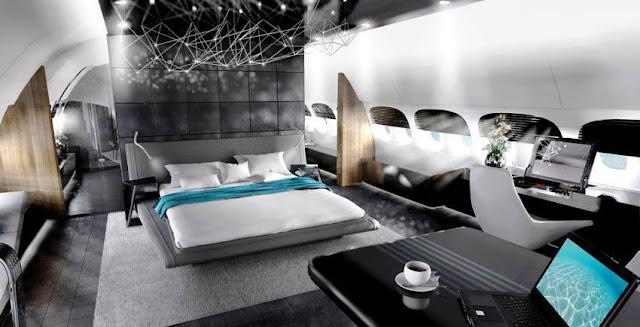 jet pribadi mewah yang menakjubkan-9