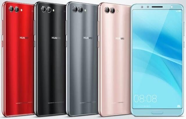 سعر ومواصفات الهاتف Huawei nova 2s بالصور والفيديو